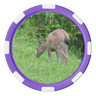 Sitka Black Tail Deer Chip