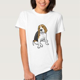 Sitting Beagle Shirts