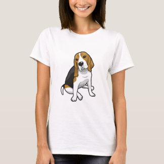 Sitting Beagle T-Shirt