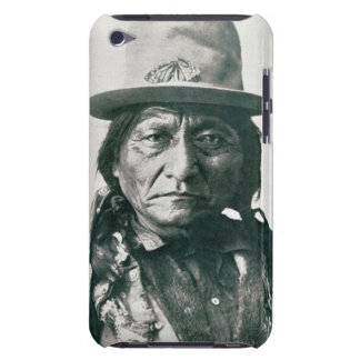 Sitting Bull (1831-1890) (b/w photo) iPod Touch Case-Mate Case