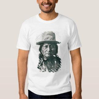 Sitting Bull (1831-1890) (b/w photo) T-shirt