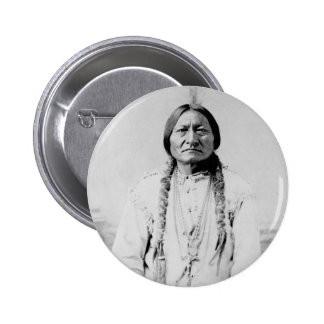 Sitting Bull Pinback Button