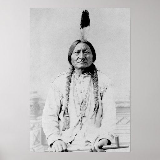 Sitting Bull Posters
