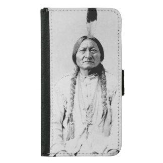 Sitting Bull Samsung Galaxy S5 Wallet Case