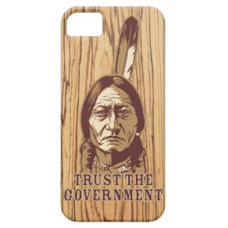 Sitting Bull Satire Phone Case