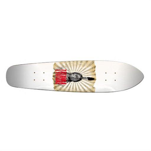 Sitting Bull Skate Decks