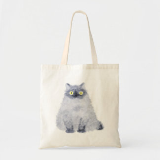 sitting cat bag