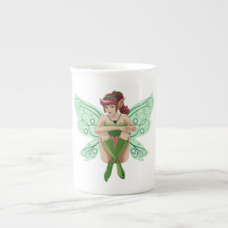 SITTING FAIRY TEA CUP