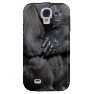 Sitting Gorilla Galaxy S4 Case