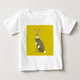 Sitting Hare Baby T-Shirt