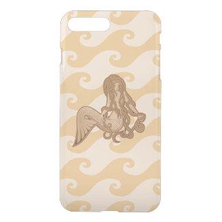 Sitting Mermaid iPhone 7 Plus Case