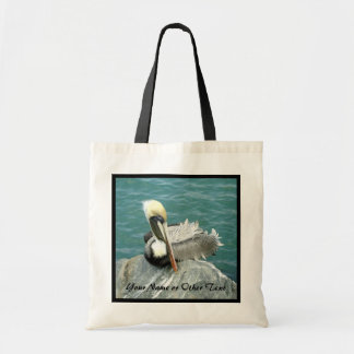 Sitting Pelican Personalized