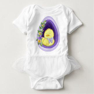Sitting Pretty Window Egg Baby Bodysuit
