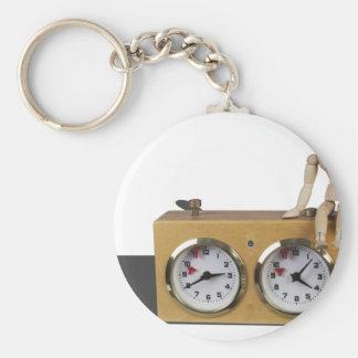 SittingOnChessTimer103013.png Key Chain