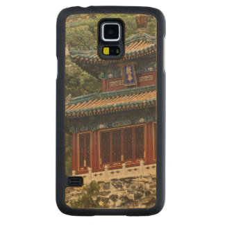 Situated in the outskirts of Haidian District, Carved Maple Galaxy S5 Case