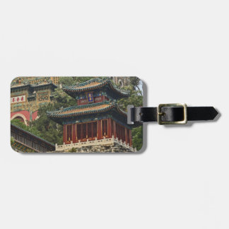 Situated in the outskirts of Haidian District, Luggage Tag
