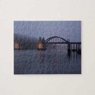 Siuslaw River Bridge Jigsaw Puzzle