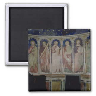 Six Apostles, c.1390 (fresco) Refrigerator Magnet