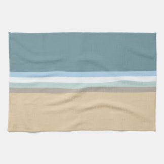 Six Color Combo Tea Towel
