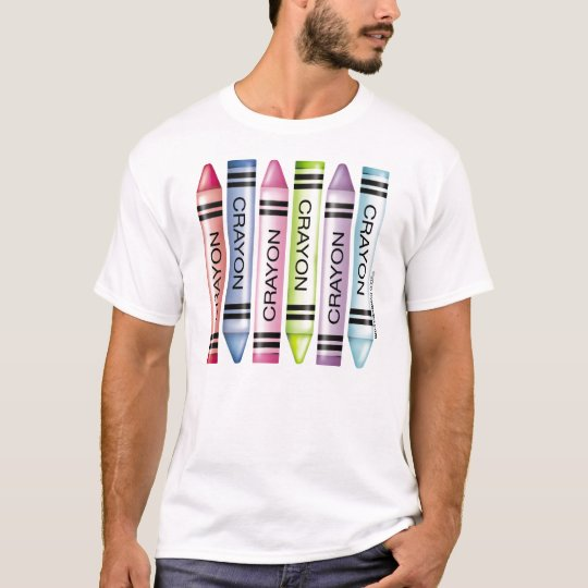 Six Crayons T-Shirt