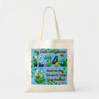 Six Days of Creation Tote