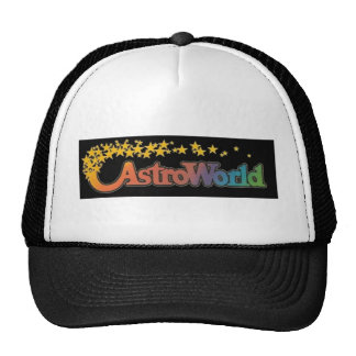 Six Flags Astroworld Amusement Park (HoustonTexas) Trucker Hat