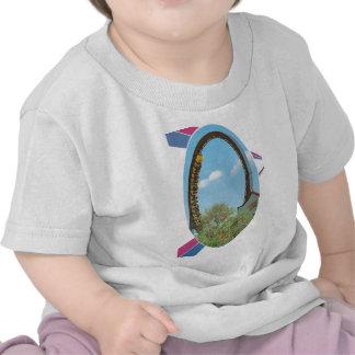 Six Flags Astroworld - Greezed Lightnin Tee Shirt