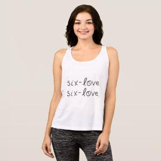Six-Love, Six-Love Tank Top
