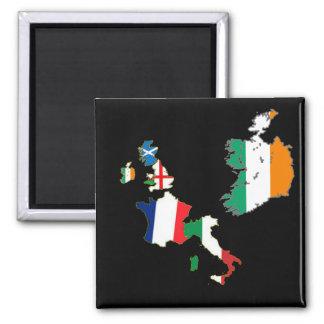 Six Nations Championship 11th series T-Shirt Magnet