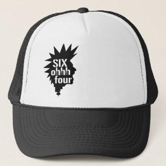 Six Oiii Four Trucker Hat