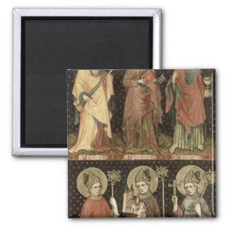 Six Saints Magnets