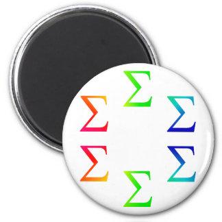 six sigma fridge magnets