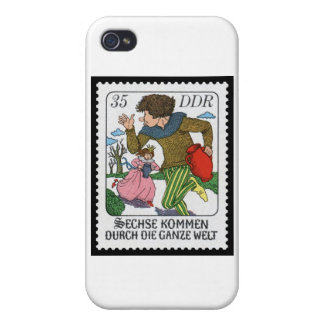 Six Soldiers of Fortune 35 DDR 1977 iPhone 4 Cases
