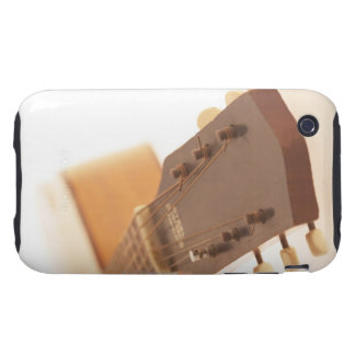 Six String Guitar Tough iPhone 3 Case