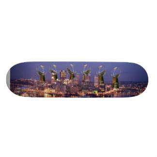 Sixburgh, A.C.M.D, All Competition Must Die Skate Deck