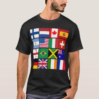 Sixteen Flags of Many Nations T-shirts, Mugs, More T-Shirt