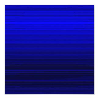 Sixteen Shades of Blue Invitations