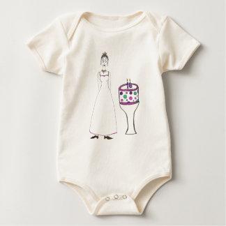 Sixteenth Birthday Baby Bodysuits