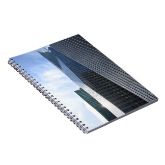Sixth Avenue Architecture New York City Photograph Notebook