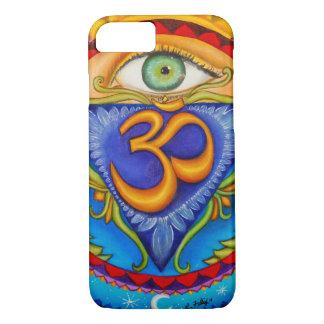 Sixth chakra, Third eye iPhone 7 Case