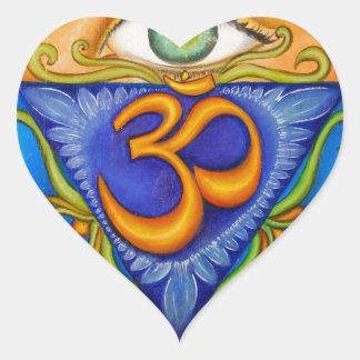 Sixth chakra, Third eye Sticker