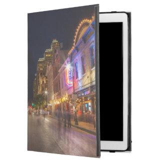 "Sixth Street At Dusk In Downtown Austin, Texas iPad Pro 12.9"" Case"