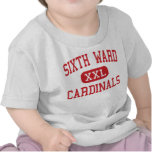 Sixth Ward - Cardinals - Junior - Pearl River