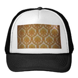 Sixtie wallpaper hats