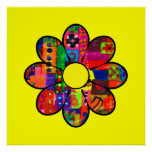 Sixties Flower Power