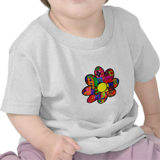 Sixties Flower Power T Shirts