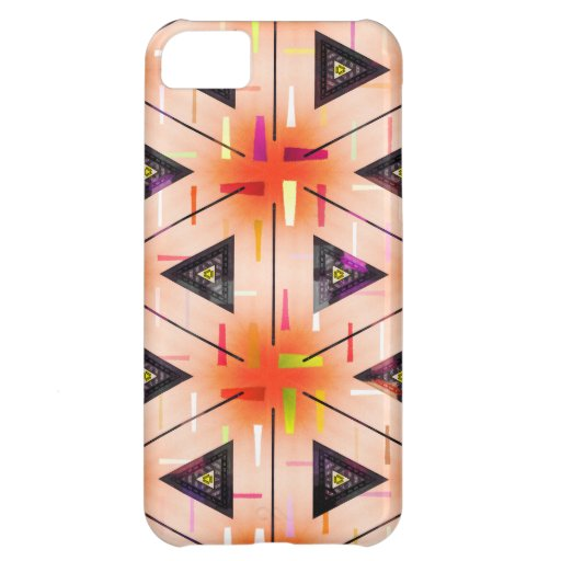 Sixties MidCentury Modern Exchange Cover For iPhone 5C
