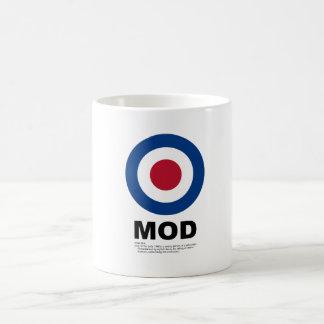 Sixties Mod Target Mug
