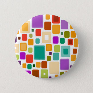 Sixties Pop 6 Cm Round Badge