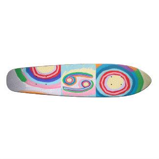 SIXTYNINE Symbolic Gay Art Skate Board Deck